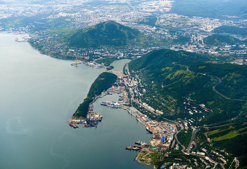 петропавловск камчатский морской порт